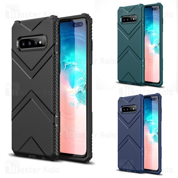 قاب محافظ Samsung Galaxy S10 Plus Creative Shock Proof Case