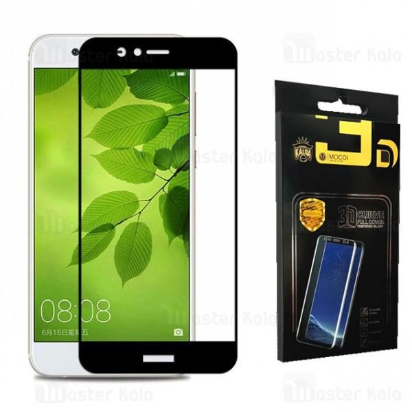 محافظ صفحه شیشه ای تمام صفحه تمام چسب Huawei Nova 2 Plus Mocol