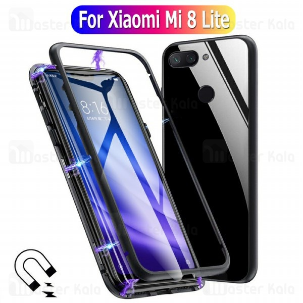 قاب مگنتی شیائومی Xiaomi Mi 8 Lite Magnetic Case