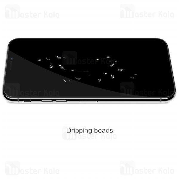 محافظ صفحه شیشه ای تمام صفحه نیلکین آیفون Apple iPhone 11 Pro 3D CP+ Max