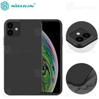 قاب فیبر کربنی نیلکین آیفون Apple iPhone 11 Nillkin Synthetic Fiber