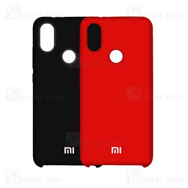 قاب سیلیکونی شیائومی Xiaomi Mi 8 SE / Mi8 SE Silicone Full Cover
