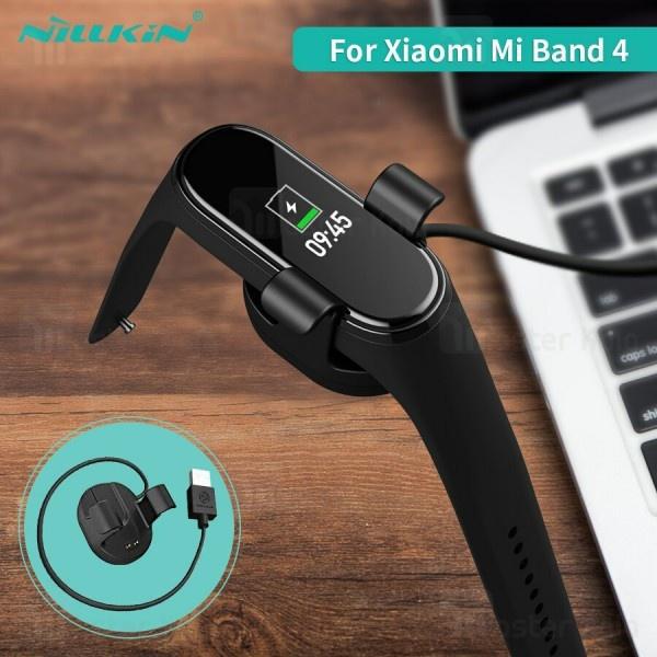 کابل شارژر دستبند سلامتی Xiaomi Mi Band 4 Nillkin USB Charger cable