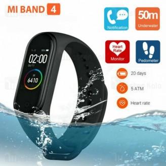 دستبند سلامتی شیائومی Xiaomi Mi Band 4 نسخه گلوبال