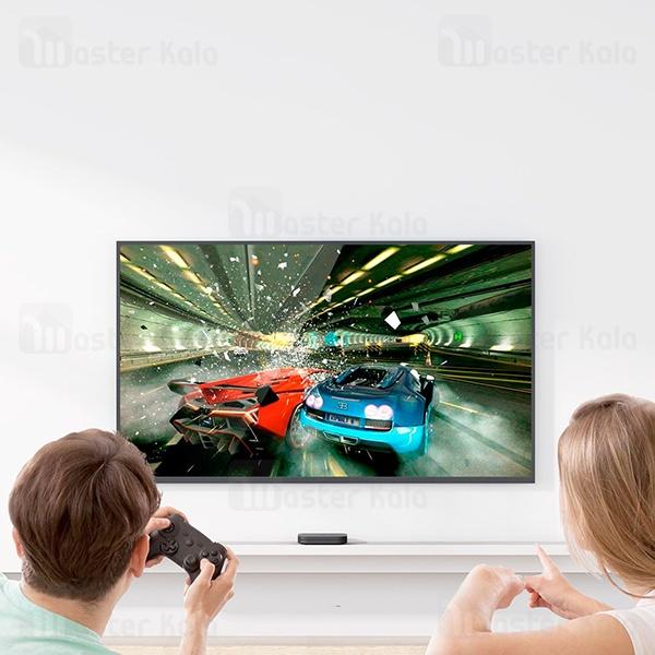 پخش کننده تلویزیون شیائومی Xiaomi Mi Box S 4K Android TV MDZ-22-AB - گلوبال