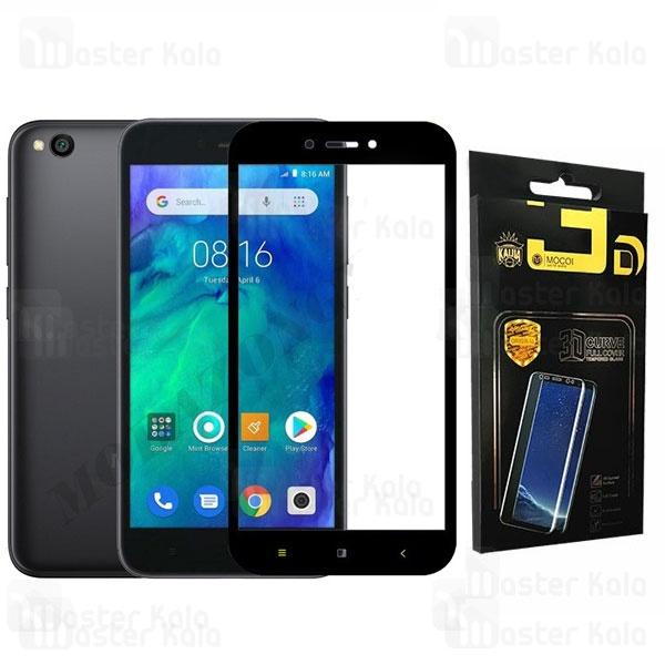 محافظ صفحه شیشه ای تمام صفحه تمام چسب شیائومی Xiaomi Redmi Go Mocol Glass