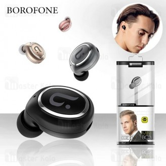 هندزفری بلوتوث تک گوش Borofone BC3 Well Mini Bluetooth Headset