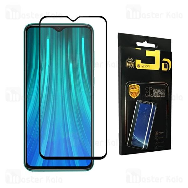 محافظ صفحه نانو سرامیک تمام صفحه و تمام چسب شیائومی Xiaomi Redmi Note 8 Pro Mocol Glass