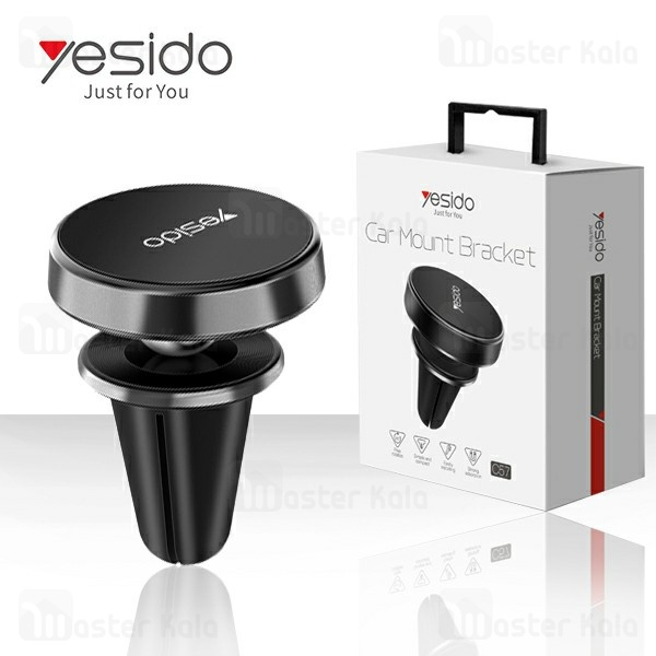 پایه نگهدارنده و هولدر آهنربایی یسیدو Yesido C57 Magnet Car Holder