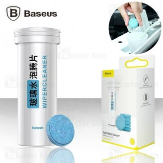کپسول تمیز کننده بیسوس Baseus Auto Glass Cleaner Effervescent Tablets CRBLS-02