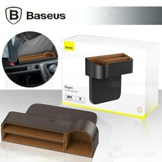 جیب کنسول اتومبیل بیسوس Baseus Elegant Car Storage Box CRCWH-01