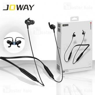 هندزفری بلوتوث جووی Joway H72 Neck-mounted Wireless Bluetooth طراحی مگنتی