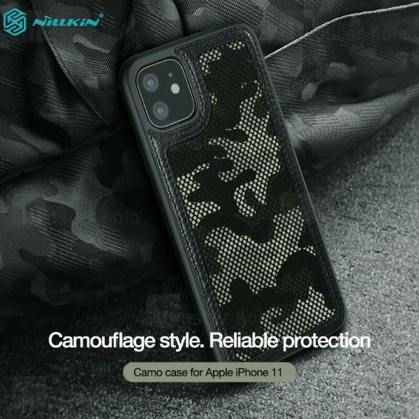 قاب نیلکین آیفون Apple iPhone 11 Nillkin Camo Case