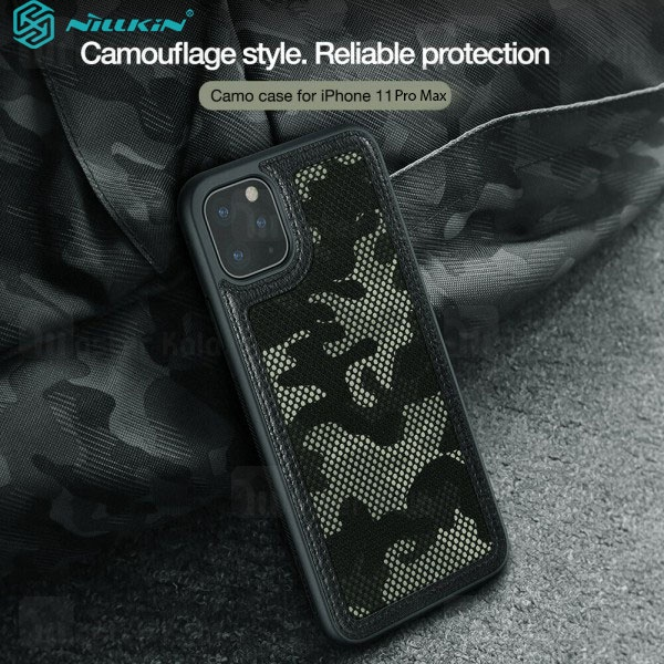 قاب نیلکین آیفون Apple iPhone 11 Pro Max Nillkin Camo Case