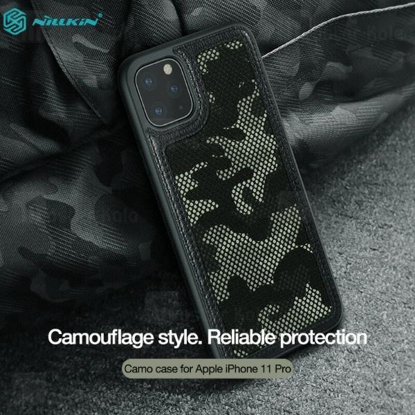 قاب نیلکین آیفون Apple iPhone 11 Pro Nillkin Camo Case