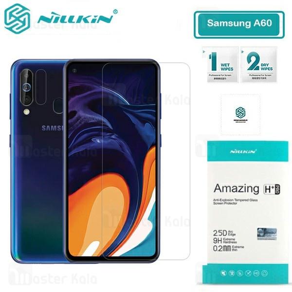 محافظ صفحه شیشه ای نیلکین سامسونگ Samsung Galaxy A60 2019 / A606 Nillkin H+ Pro