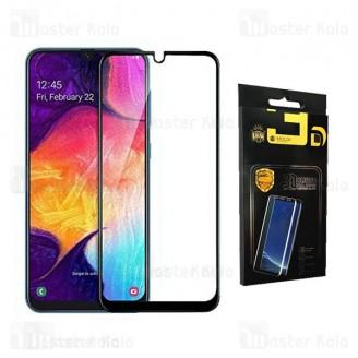 محافظ صفحه نانو سرامیک تمام صفحه و تمام چسب سامسونگ Samsung Galaxy A10 / A10s / M10 Mocol Glass
