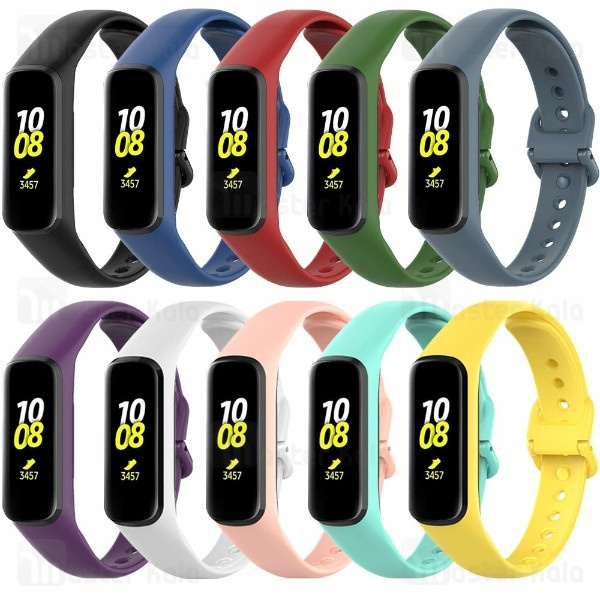 بند سیلیکونی دستبند سلامتی سامسونگ Samsung Galaxy Fit E