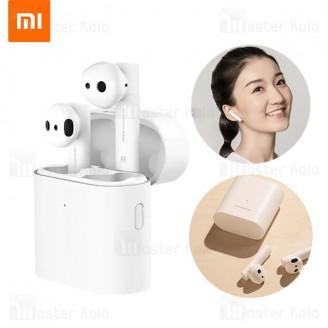هندزفری بلوتوث دوگوش شیائومی Xiaomi Mi Air 2 / Mi True Wireless Earphones 2 TWSEJ02JY