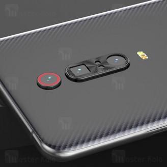 محافظ لنز فلزی دوربین موبایل شیائومی Xiaomi Redmi K20 / K20 Pro / Mi 9T / Mi 9T Pro Alloy Lens Cap