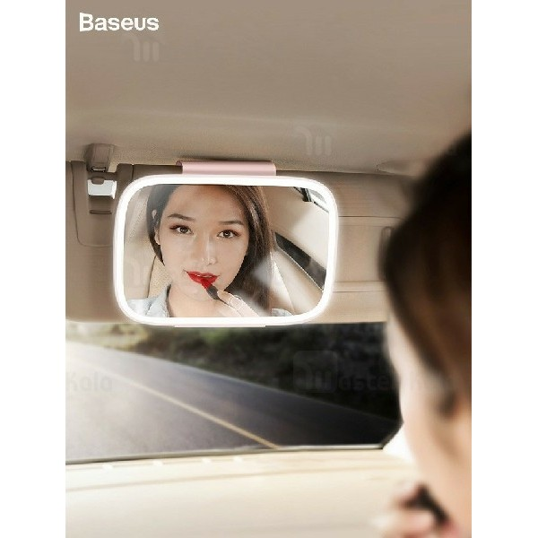 آینه چراغ دار بیسوس Baseus Delicate Queen Car Touch CRBZJ01 مناسب اتومبیل