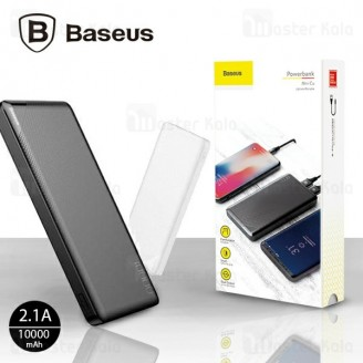 پاوربانک 10000 بیسوس Baseus Mini Cu power bank PPALL-KU01 توان 2.1 آمپر