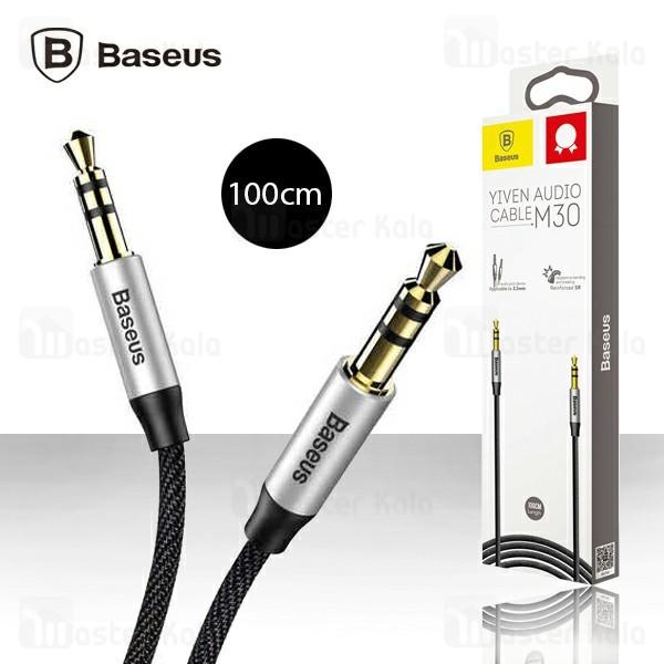 کابل انتقال صدا بیسوس Baseus Yiven Audio Cable M30 CAM30-BS1 به طول 1 متر