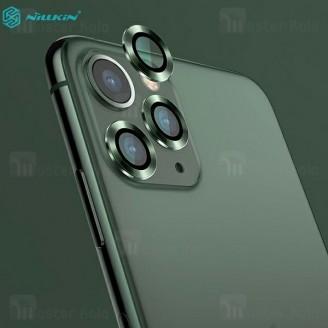 محافظ لنز دوربین فلزی نیلکین آیفون Apple iPhone 11 Pro / 11 Pro Max Nillkin CLRFilm Camera