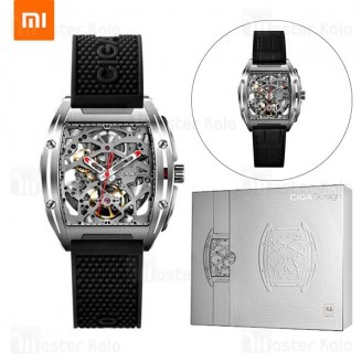 ساعت مکانیکی شیائومی CIGA Design Mechanical Watch Z Series + بند چرمی