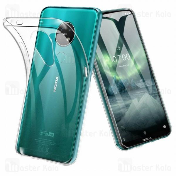 قاب ژله ای نوکیا Nokia 6.2 / 7.2 COCO Clear Jelly