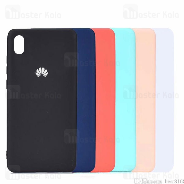 قاب سیلیکونی هواوی Huawei Y5 2019 / Honor 8s Silicone TPU Case Close Down