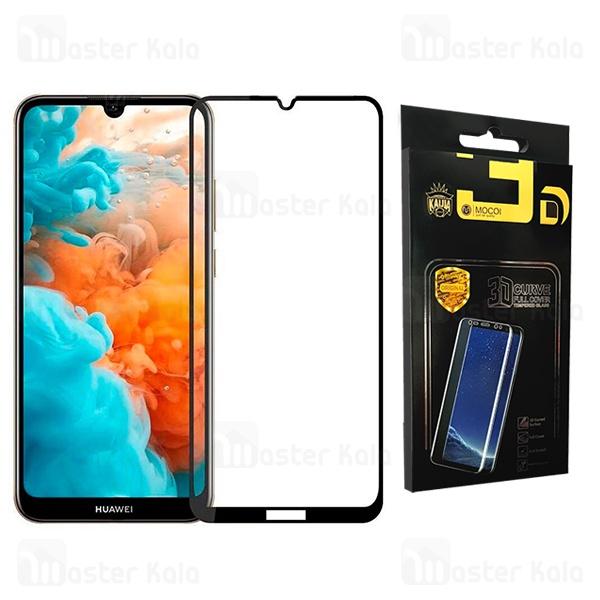 محافظ صفحه نانو سرامیک تمام صفحه و تمام چسب هواوی Huawei Y6 2019 / Honor 8A / Y6 Prime 2019 / Y6 Pro