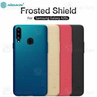 قاب محافظ نیلکین سامسونگ Samsung Galaxy A20s 2019 / A207 Nillkin Frosted Shield