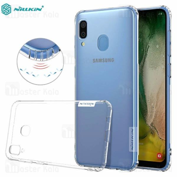 قاب ژله ای نیلکین سامسونگ Samsung Galaxy A30 / A20 Nillkin Nature TPU