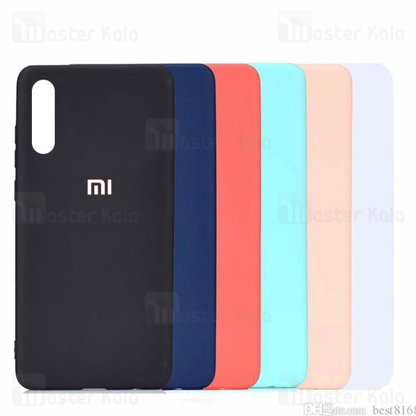 قاب سیلیکونی شیائومی Xiaomi Mi A3 / CC9e Silicone TPU Case Close Down