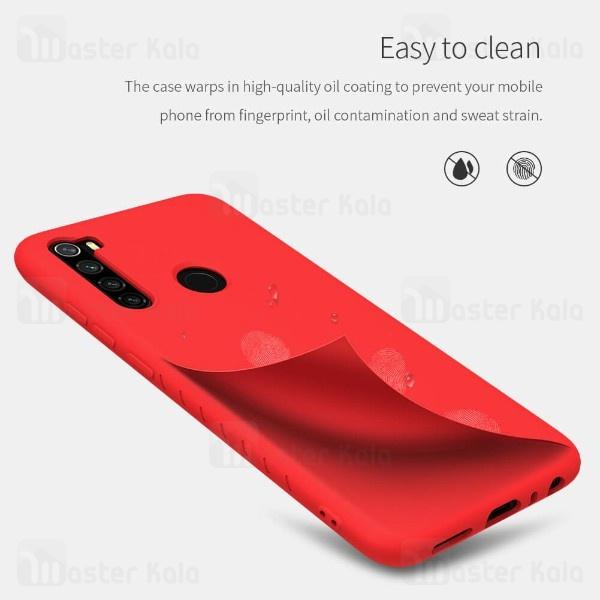 قاب محافظ نیلکین شیائومی Xiaomi Redmi Note 8 Nillkin Rubber Wrapped case