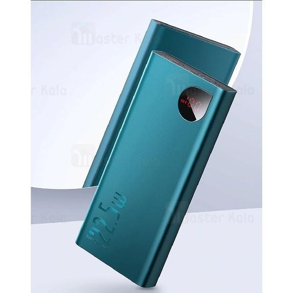 پاوربانک 20000 فست شارژ بیسوس Baseus Adaman Metal Digital Display QC3.0 PPIMDA-A0A