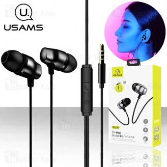 هندزفری سیمی یوسمز Usams EP-36 IN-Ear Metal Earphone