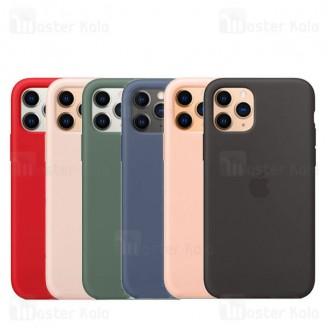 قاب سیلیکونی آیفون Apple iPhone 11 Pro Silicone TPU Case Close Down