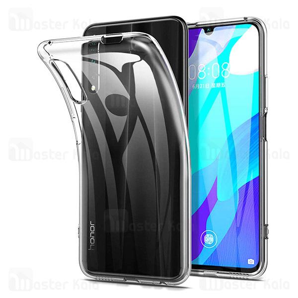 قاب ژله ای هواوی Huawei Honor 9x COCO Clear Jelly