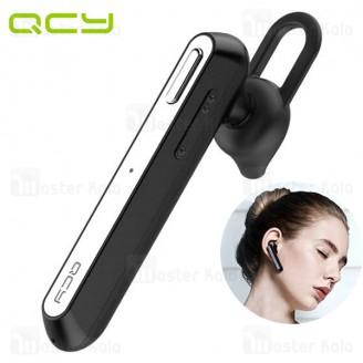 هندزفری بلوتوث تک گوش QCY Q25 CVC Single Bluetooth Handsfree