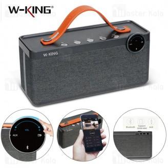 اسپیکر بلوتوث W-King X10 25W Wireless Speaker رم خور
