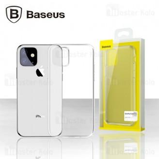 قاب ژله ای آیفون بیسوس Apple iPhone 11 Baseus Simplicity ARAPIPH61S-02