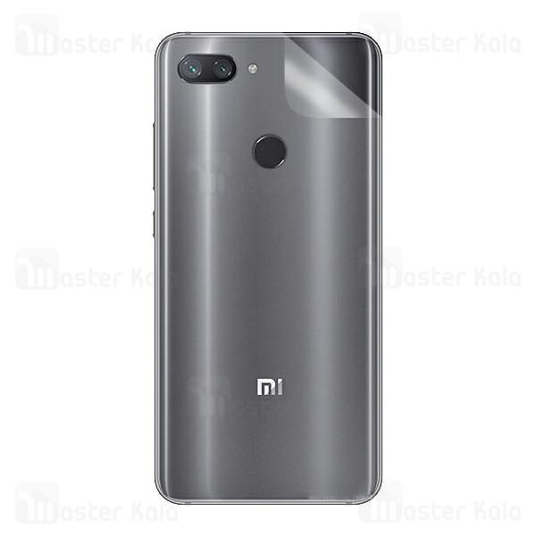 برچسب محافظ نانو پشت گوشی شیائومی Xiaomi Mi 8 Lite