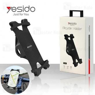 پایه نگهدارنده موبایل یسیدو Yesido C31 Bicycle Holder مناسب دوچرخه و موتور
