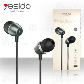 هندزفری سیمی یسیدو Yesido YH22 Mini Metal Stereo Earphone