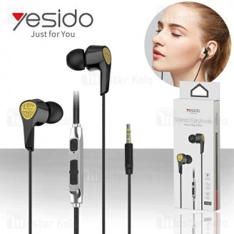 هندزفری سیمی یسیدو Yesido YH25 Stereo Earphone