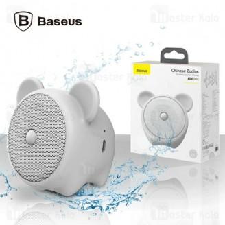 اسپیکر بلوتوث بیسوس Baseus E06 Chinese Zodiac Wireless Speaker NGE06 ضد رطوبت