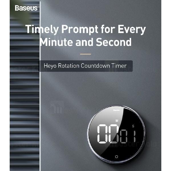 تایمر زنگ دار بیسوس Baseus Heyo Rotation Countdown Timer ACDJS-01
