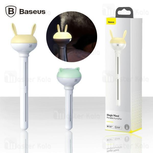 دستگاه بخور سرد و رطوبت ساز بیسوس Baseus Magic Wand Portable Humidifier DHMGC-06